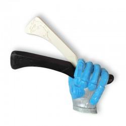 Pack de gant et crosses de Hockey subaquatique More-sport.com pour allier confort, résistance et maniabilité