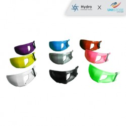 Mouthguard specially designed for Underwater Hockey, will guaranty you an optimal protection when playing underwater.
