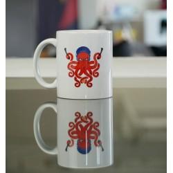 "Mug - ""Octopus"""
